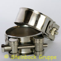 Specialist Hose Clamps and Exhaust Pipe Clamps