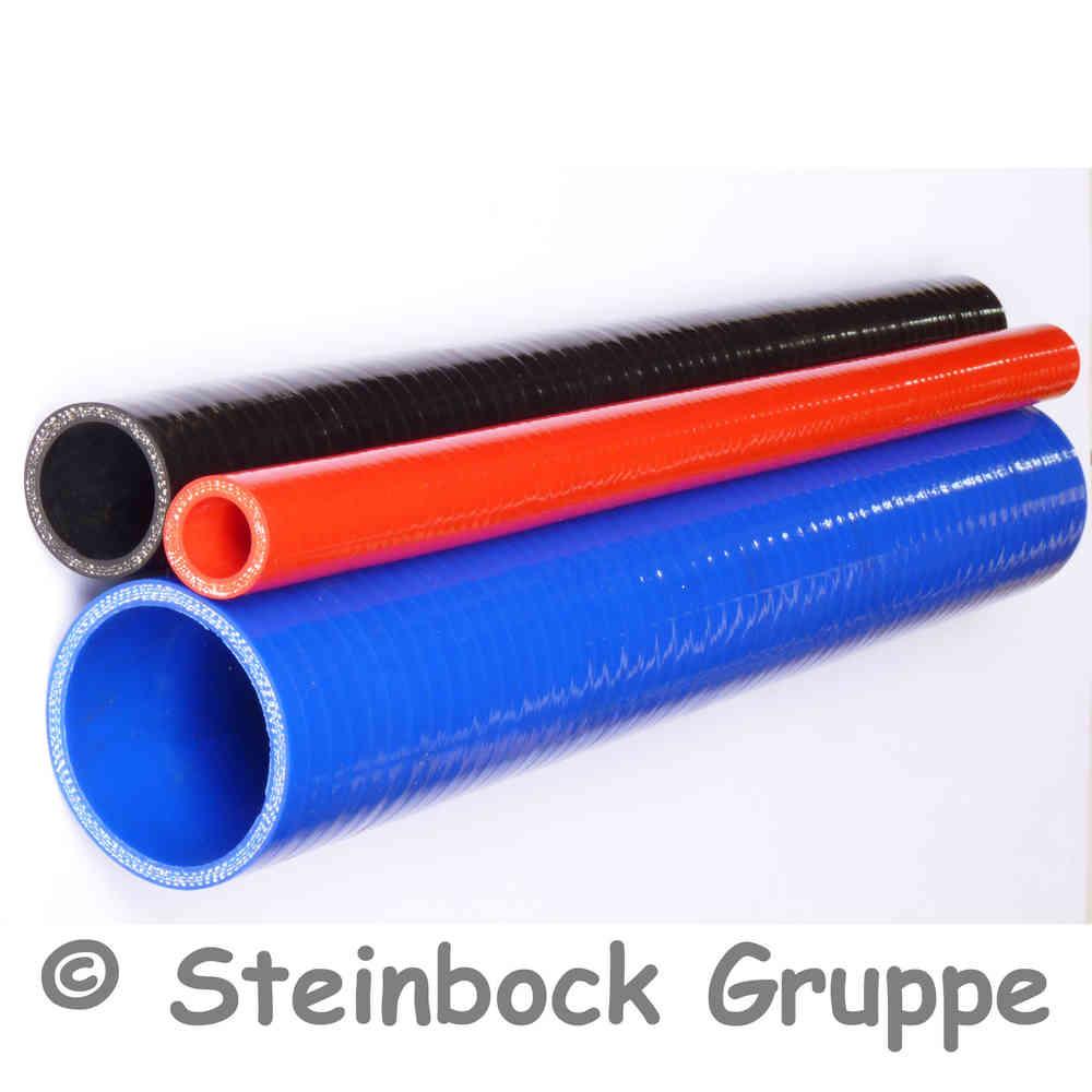 Hump Silikonschlauch ID 57mm blau*** Ansaugschlauch flexibel Verbinder Silikon