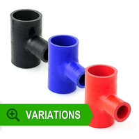 T-Piece Silicone Hose Connectors